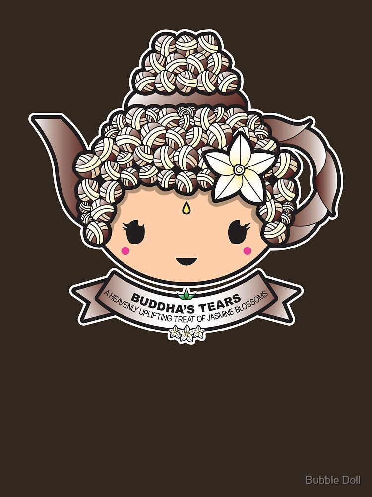 Buddha's Tears Teapot by BubbleDoll