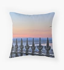 St. Andrew's Sunset Throw Pillow