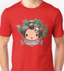 Gorgeous Geisha Teapot Unisex T-Shirt