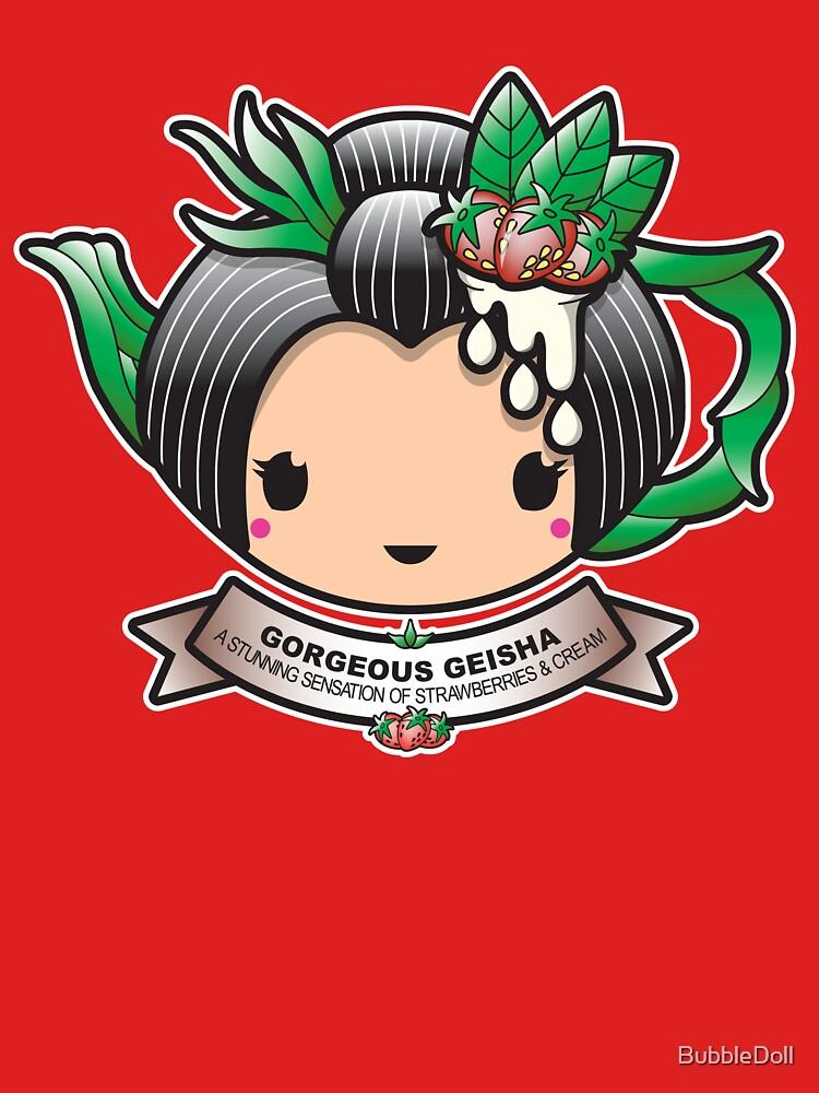 Gorgeous Geisha Teapot by BubbleDoll