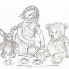 Tea for Three by robynfarrell