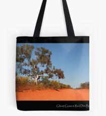 ''Ghost Gums & Red Dirt'' Tote Bag