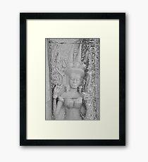 Angkor Wat, Cambodia Framed Print