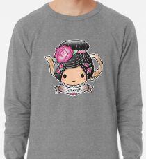 China Rose Teapot Lightweight Sweatshirt