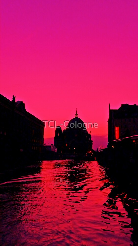 BERLIN - DOM SUNSET by TCL-Cologne