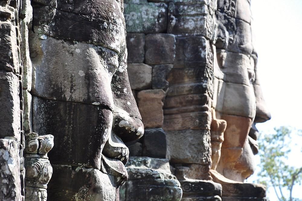 Avalokiteshvara by Dean Bailey