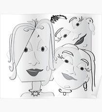 Friendships Poster