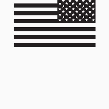 Soldier's Arm US Flag by shirtsapalooza