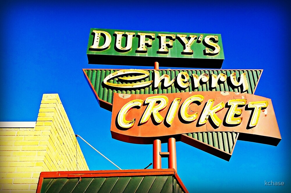 Duffy's Cherry Cricket by kchase