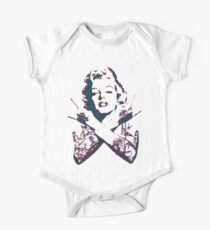 Punk Marilyn Kids Clothes