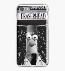 EraserBeakerHead iPhone Case/Skin