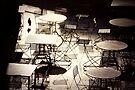 empty cafe von Marianna Tankelevich