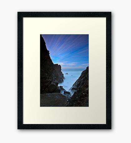 Hidden Valley Cabarita Framed Print