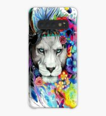 Lion painted Image Case/Skin for Samsung Galaxy