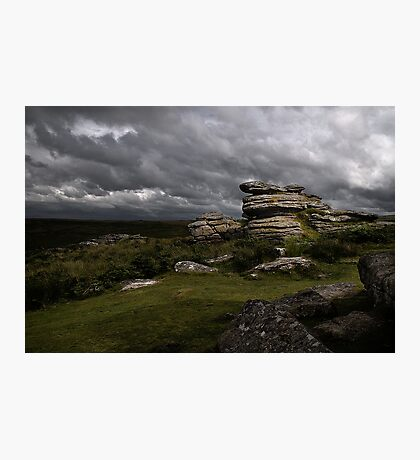 Tor Top Photographic Print