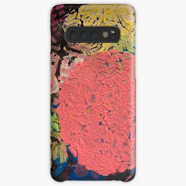 Coral Snowball Samsung Galaxy Snap Case