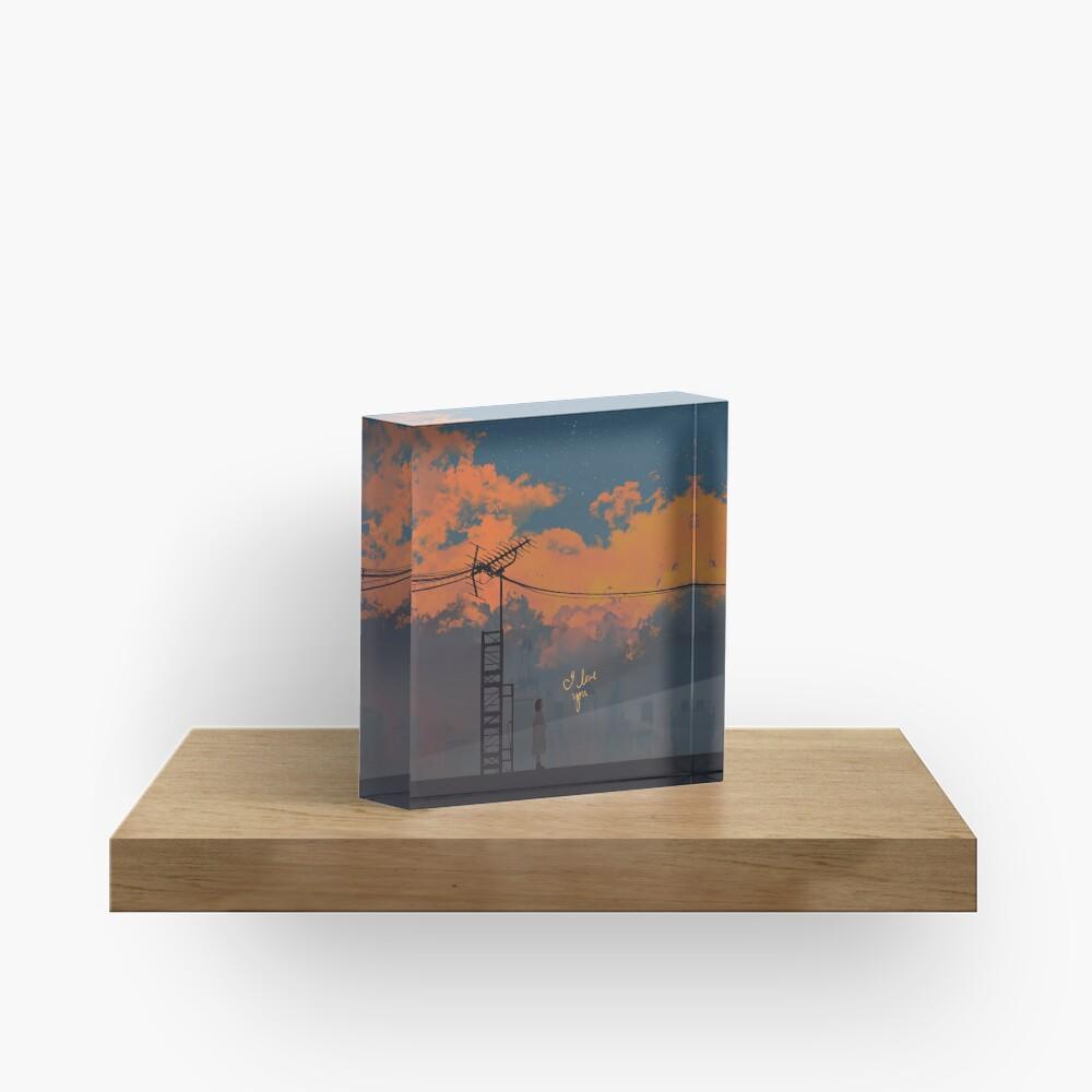 Always Acrylic Block