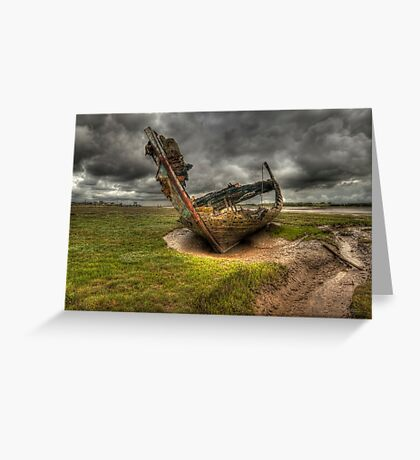 FD Clarin - Revisited Greeting Card