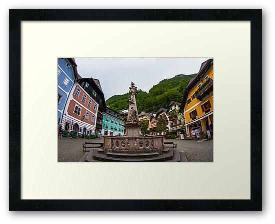 Hallstatt in Austria- 001 by jasonksleung