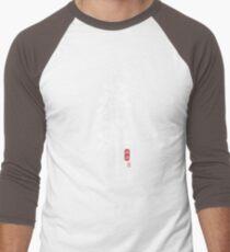 ZenZen (white) Men's Baseball ¾ T-Shirt