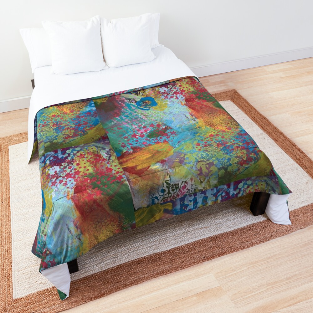 What Love Looks Like Comforter