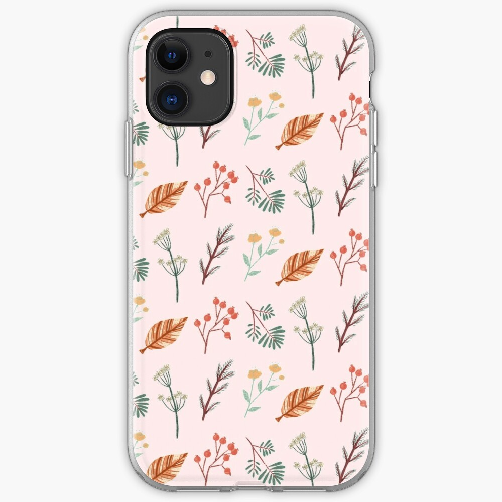 forest friends iPhone Case & Cover