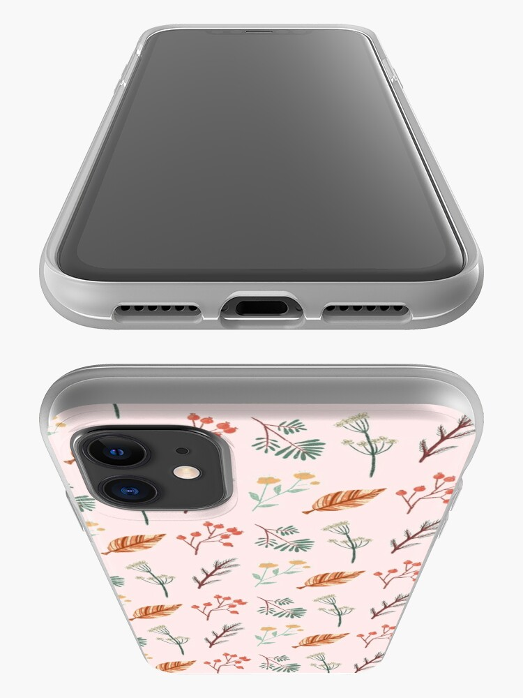 Alternate view of forest friends iPhone Case & Cover