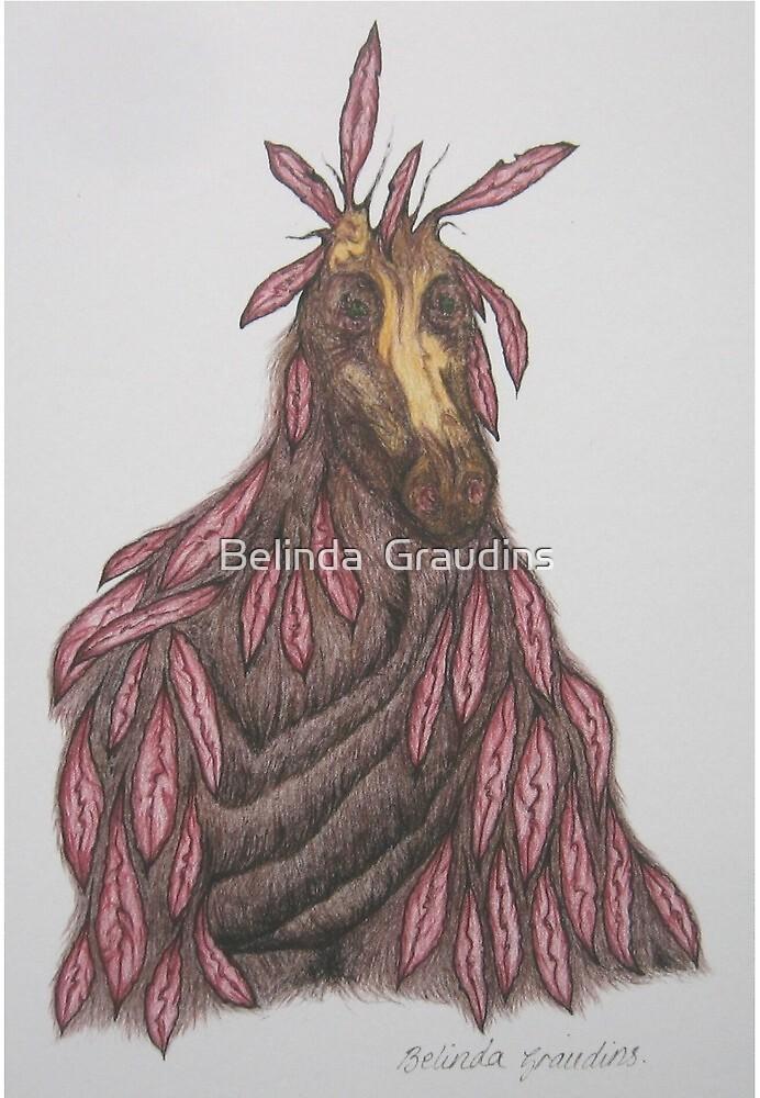 Yambuk - Mountain Beast by Belinda  Graudins