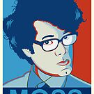 Moss   The IT Crowd by Tom Trager