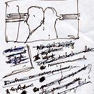 Totemic Animal - SoJie 12 Workshop - WIP 1 by Ina Mar