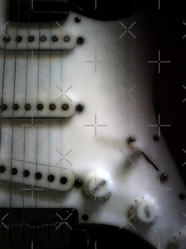 Stringed Dream Strat by StrangeEden