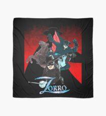 My Zorro fan art. Scarf