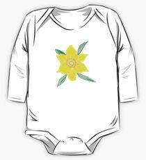 Daffodil One Piece - Long Sleeve