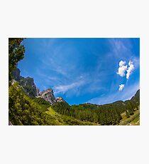 Hallstatt in Austria-012 Photographic Print