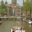 A Day On The Canals by Robert Abraham