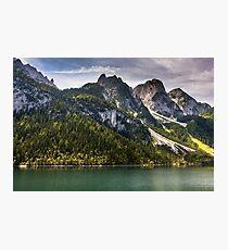 Hallstatt in Austria-013 Photographic Print
