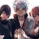 Gintama - We'll change this world's future for you by banafria