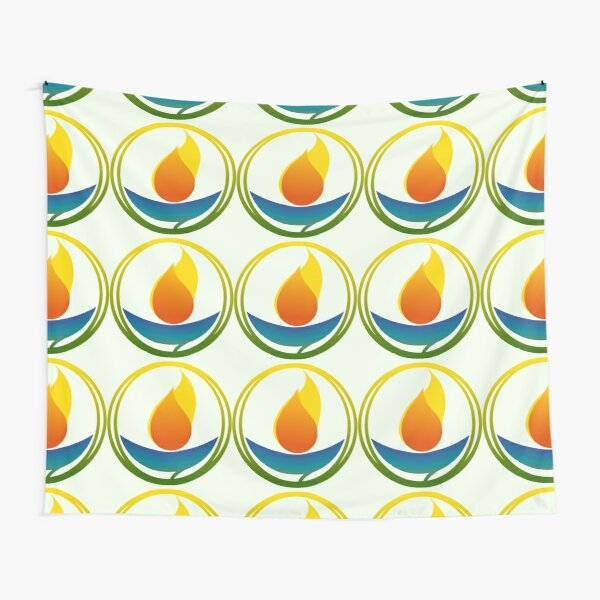 Elemental Chalice Tapestry