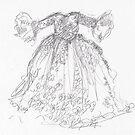 Cinderella's Gown by robynfarrell
