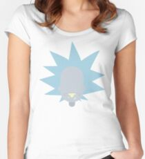 "Rick from ""Rick & Morty"" Women's Fitted Scoop T-Shirt"