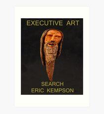 executive art, Art Print
