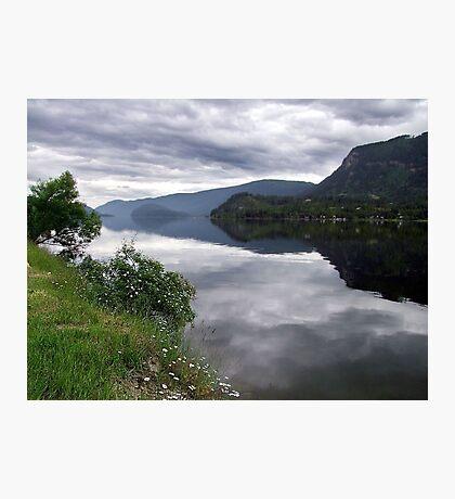 Lake Mara (1) Photographic Print