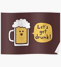 Drinking Buddy Poster