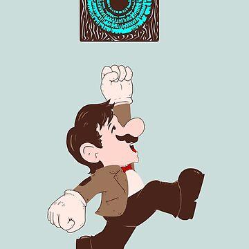 Mario Who? by sarcochrane