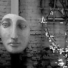 Alone In The Garden by Michael J Armijo