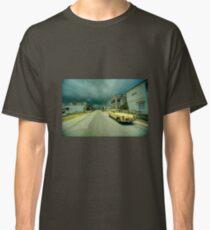 Yellow storm car  Classic T-Shirt