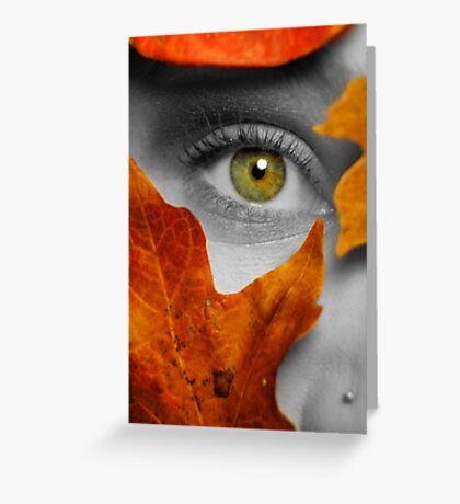 Autumn 1 Greeting Card