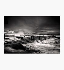 Flowing Mood Photographic Print