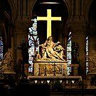 The High Altar - Notre Dame de Paris by CreativeUrge
