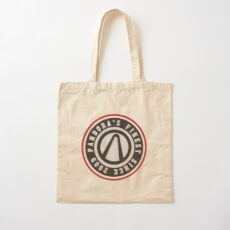 Pandora's Finest | Borderlands Fashion Logo Cotton Tote Bag